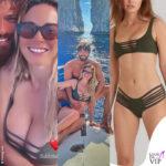 Diletta Leotta bikini Dakotta Agent Provocateur
