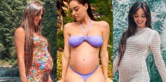 Lorella Boccia bikini abiti premaman Cuenco