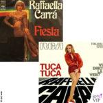 Raffaella Carrà icona gay Tuca Tuca Enzo Paolo Turchi