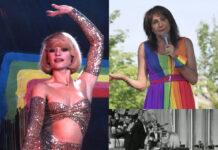 Raffaella Carrà icona gay Tuca Tuca Vladimir Luxuria