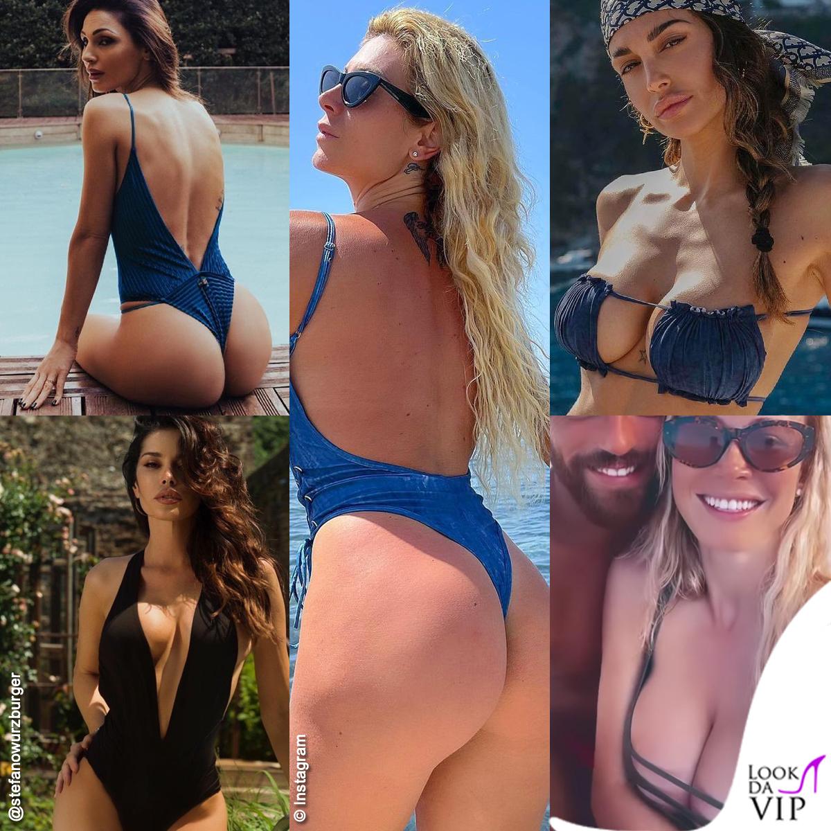 Chi ha il costume più sexy di questa estate? Dalla Leotta alla Buccino…