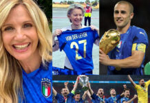 maglia Azzurra Nazionale Italiana