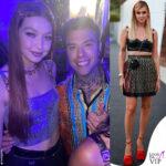 chiara ferragni durante la milano fashion week 2021