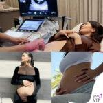 kylie jenner annuncia la seconda gravidanza