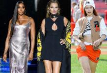 tutte le top model in passerella per la milano fashion week 2021